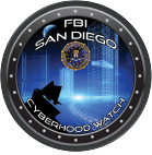 FBI Cyberhood Watch Division of San Diego